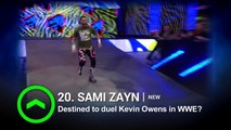 Who sits at the top of WWE Power Rankings entering WWE Roadblock? March 12, 2016