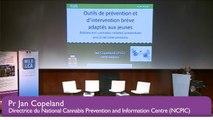 Colloque Jeunes et cannabis 11 février 2016 – Intervention du Pr Jan Copeland, PhD, Directrice du National Cannabis Prevention and Information Center (NCPIC) en Australie