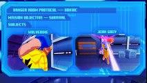 X-men Danger Room Protocols   Episódio 1 Parte 1  X-MEN Cartoon All Episodes