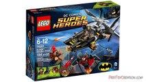 Batman MAN-BAT ATTACK 76011 Lego DC Comics Super Heroes Stop Motion Build Set Review