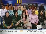 Khabar Naak - 12 November 2015 ( Reham Khan and Imran Khan Dummy )