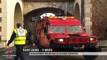 EuSequana2016 – Avec la Brigade de sapeurs-pompiers de Paris