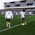 Marcelo Amazing Skills in Training