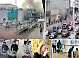 Two Explosions At Brussels Airport In Belgium 37 killed,200 Injured _Breaking News_Full Story Bomb blast at Brussels airport, 37 killed,200 Injured