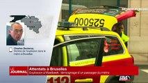 Charles Declercq, victime de l'explosion dans le métro à Bruxelles