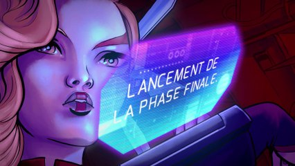 Motion Comic de Battleborn  :  Chapitre 1, Calculs savants de Battleborn