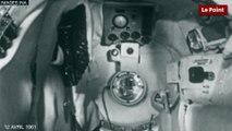 55 ans après : Youri Gagarine devient le premier homme dans l'espace