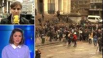 Une marche blanche contre la peur aura lieu dimanche à Bruxelles