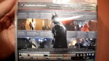 Unboxing Batman Arkham Origins Sony Playstation 3 PS3 WB Games Montreal Interactive Entert
