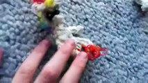 My loom charm creations
