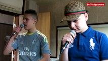 Quimper. Local Musik de Penhars : les jeunes rappeurs font leur show