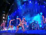 High flying Dance Act Pulls Off Extreme Moves