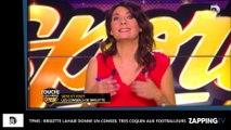 TMPS : Brigitte Lahaie donne un conseil très coquin aux footballeurs (Vidéo)