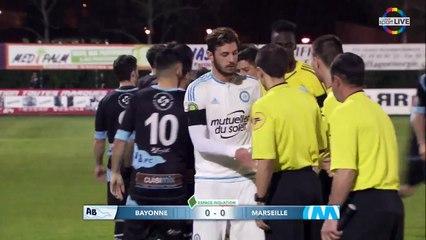 CFA J18 - Aviron Bayonnais vs Olympique Marseille (B) - 23/03/2016 à 19h45