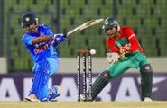 Virat kohli Scored 96 Runs in 78 Balls Full Highlights- India vs Bangladesh 2nd Semi Final ICC champion trophy 2017 - India won by 9 wickets