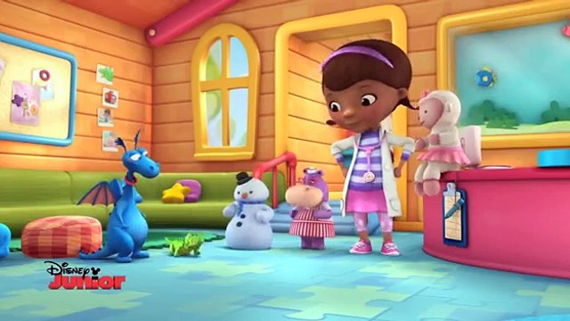 'Be Good To Your Tummy' Song  - Doc McStuffins - Disney Junior UK
