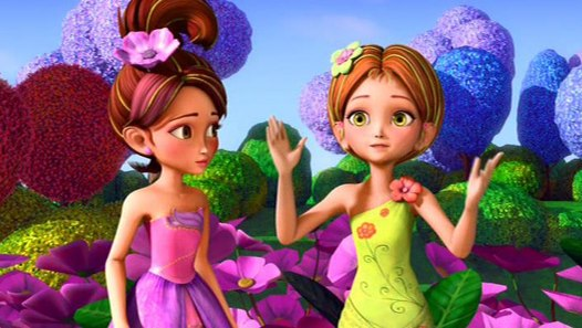 Barbie Thumbelina Complete Movie in Hindi/English HD Part - II - video dailymotion