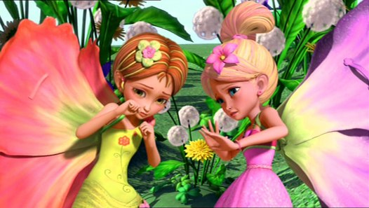 Barbie Thumbelina Complete Movie in Hindi/English HD Part II - video dailymotion