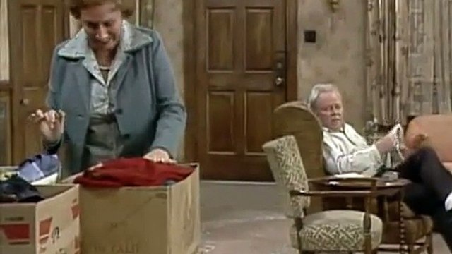 All in the Family S6 E22 - Joeys Baptism