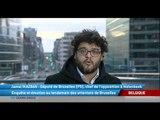 Enquête et émotion au lendemain des attentats de Bruxelles
