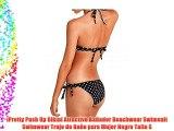 iPretty Push Up Bikini Atractivo Bañador Beachwear Swimsuit Swimwear Traje de Baño para Mujer
