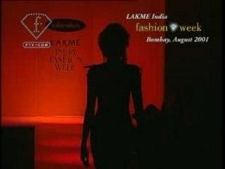 Arayia: Malini Ramani (LAKME India) [2001] MODA