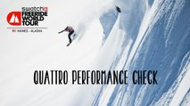 Audi quattro Performance Check - Haines Alaska - Swatch Freeride World Tour 2016