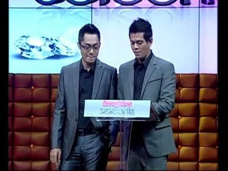 Episode 8 - Rangking Selebriti