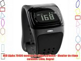 MIO Alpha 79400 monitor de ritmo cardiaco - Monitor de ritmo cardíaco (30m Negro)