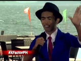 X Factor Philippines - KEDEBON Judges Home.wmv