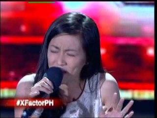 X Factor Philippines - JHELSEA Boot Camp.wmv