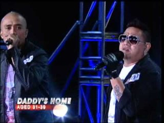 X Factor Philippines - DADDY'S HOME Boot Camp.wmv