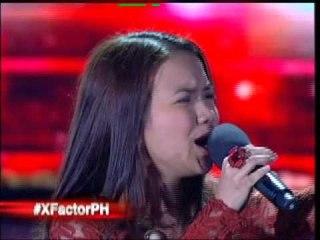 X Factor Philippines - ALYSSA Boot Camp.wmv