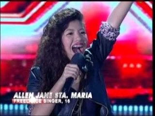 X Factor Philippines - ALLEN Boot camp.wmv
