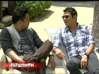 X Factor Philippines - DADDY'S HOME Judges Home.wmv
