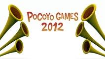 Les Pocoyo Games - Folles acrobaties! :D