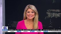 Funny Video of Woman flashing Live TV News Reporter
