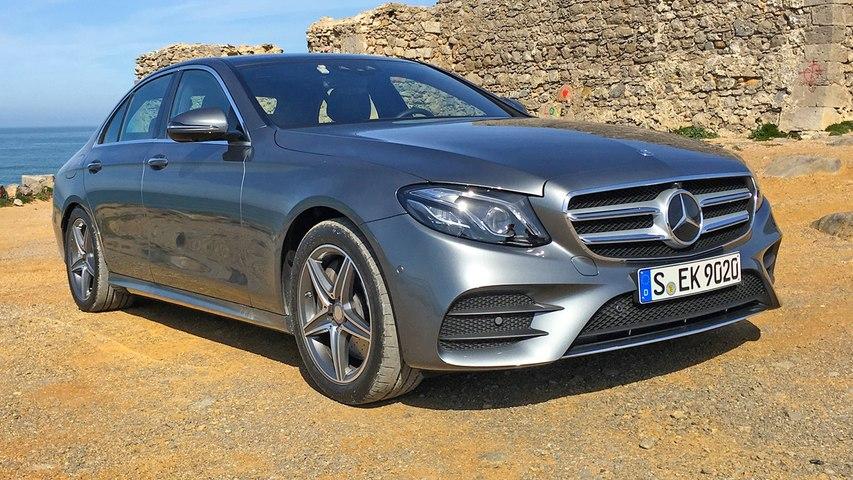 Mercedes-Benz E-Class | 2017 | W 213 | Review | ATMO | No Voice | Test Drive