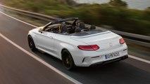 Mercedes-AMG C 63 Cabriolet 2016