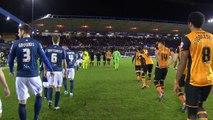 Birmingham City 1 0 Hull City   Championship Highlights 2015/16