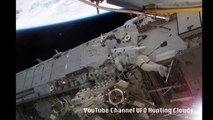 UFO [GOPRO Astronaut UFO Selfie] NASA Cant Hide The Truth! UFO Sightings ISS 6/11/2015