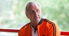 Futbolun Efsane İsmi Johan Cruyff, Hayatını Kaybetti