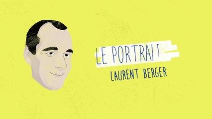 Laurent Berger - Les Portraits du Bondy Blog