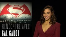 Batman V Superman : interview de Gal Gadot aka Wonder Woman