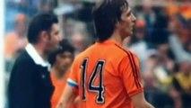 Johann Cruyff : les plus beaux buts et actions