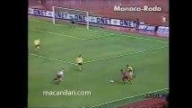 03.10.1990 - 1990-1991 UEFA Cup 1st Round 2nd Leg AS Monaco 3-1 Roda JC Kerkrade