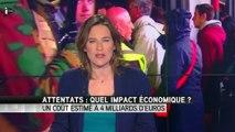 Attentats de Bruxelles : un impact économique évalué à 4 milliards d'euros