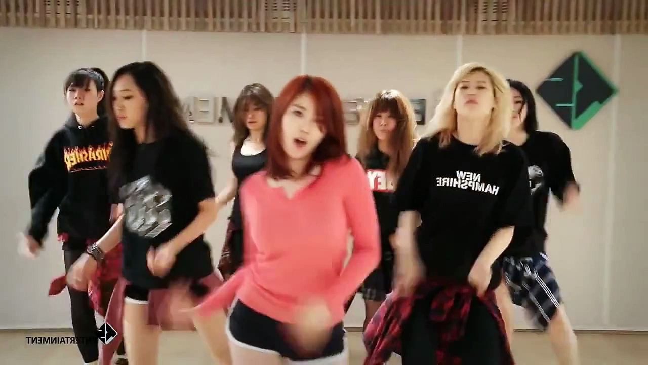 Jun Hyosung – -Good-night Kiss- Dance Practice Ver