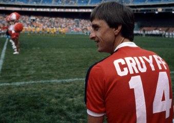 Ce qu'il faut retenir de la carrière de Johan Cruyff