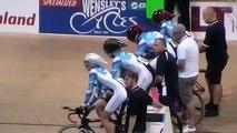 2012 NZ Auckland U17 Mens Team Pursuit Final 1-2